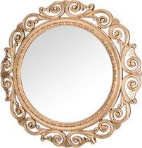 Зеркало Настенное Royal House 58x58x5 см Диаметр Зеркала 38 см - Arts & Crafts
