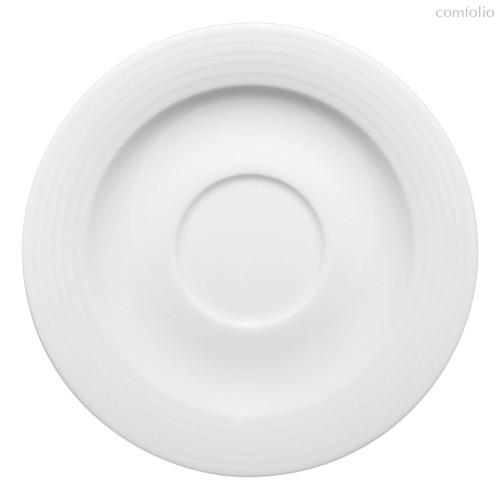 Блюдце круглое 16 см, к арт.805118/805122/805526/802727, Dialog - Bauscher