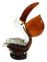 Фигурка Пеликан 22х26 см - Art Glass