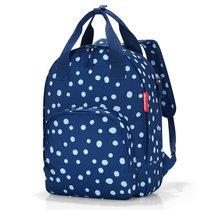 Рюкзак easyfitbag spots navy - Reisenthel