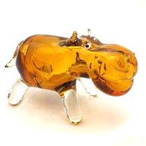Фигурка Бегемот 18*12см - Art Glass