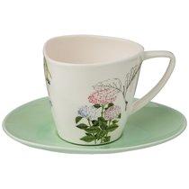 Чайный Набор на 1 Персону Meadow 250 мл 4 шт. - Сhaoan Jiabao Porcelain