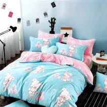 Постельное белье Karna Delux Mare, подростковое, 1.5-спальный - Karna (Bilge Tekstil)