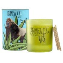 Свеча ароматическая Wild Gorilla Амбровый 40 ч - Ambientair