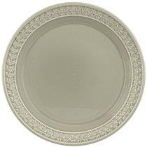 """Тарелка закусочная Portmeirion """"Ботанический сад.Гармония"""" 20см (серая), цвет серый, 20 см - Portmeirion"""