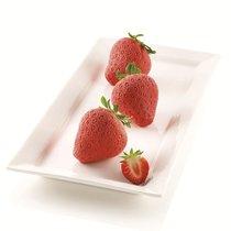 Форма для приготовления пирожных Fragole e Panna силиконовая - Silikomart