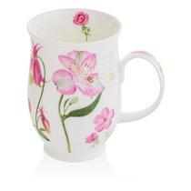 """Кружка Dunoon """"Розовые цветы. Саффолк"""" 310мл - Dunoon"""