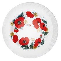 Тарелка суповая 24 см Маки - Roy Kirkham