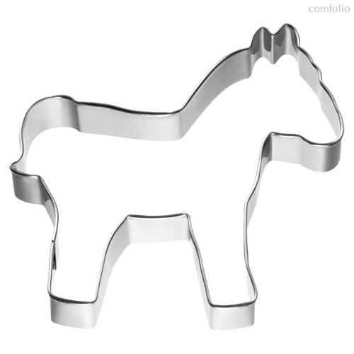 Формочка для печенья Birkmann Лошадь 8,8см, сталь - Birkmann