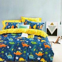 Постельное белье Karna Delux Deer, подростковое, 1.5-спальный - Karna (Bilge Tekstil)