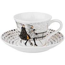 Чайный Набор На 1Пер. 2Пр. Fashion Queen 360Мл