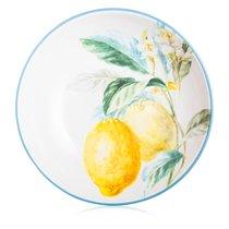 "Блюдо круглое Certified Int. ""Лимоны"" 33х7,5см,керамика - Certified International"