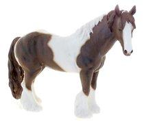 Лошадь бело-коричневая 20*25 см - The Leonardo Collection