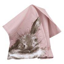 """Полотенце кухонное Pimpernel """"Забавная фауна. Пушистый кролик"""" 74х45см, х/б - Pimpernel"""