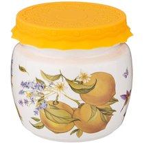 Банка С Силиконовой Крышкой Прованс Лимоны 750 мл - Shunxiang Porcelain