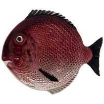 """Блюдо сервировочное Bordallo Pinheiro """"Рыбы"""" 27,5см, 27 см - Bordallo Pinheiro"""