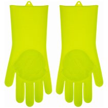 Силиконовые Перчатки Для Мытья Посуды 35x15 см - Yangjiang Eka