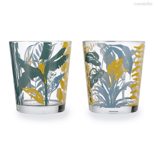 Набор стаканов Kenia 350мл 2шт., цвет прозрачный - Quid