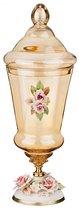 Декоративная Чаша Высота 50 см Диаметр 17 см - RosaPerla