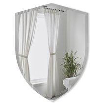 Зеркало настенное Shield 57 x 80 см - Umbra