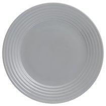 Тарелка обеденная Living D 27 см серая - Typhoon