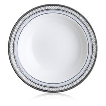 "Чаша для десерта Noritake ""Трефолио,платиновый кант"" 15,7см - Noritake"