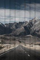 Дорога в горы 60х90 см, 60x90 см - Dom Korleone