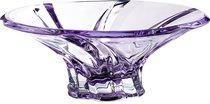 ФРУКТОВНИЦА OKLAHOMA VIOLET ДИАМЕТР=30,5 СМ. ВЫСОТА=11 СМ. - Aurum-Crystal