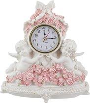Часы Кварцевые Настольные Коллекция Amore 20x9,5 см Высота 22 см Циферблат 6 см - Chaozhou Fountains & Statues