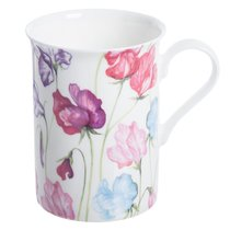 Кружка Viola & Sweetpea 310 мл розовая - Price & Kensington