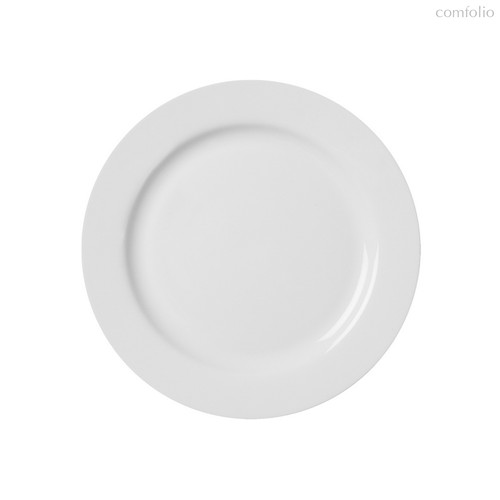 Тарелки 20,5 см, цвет белый - Top Art Studio