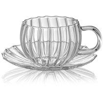 """Набор чашек для эспрессо с блюдцами IVV """"Кофе&Чай"""" 70мл, 2шт - IVV"""
