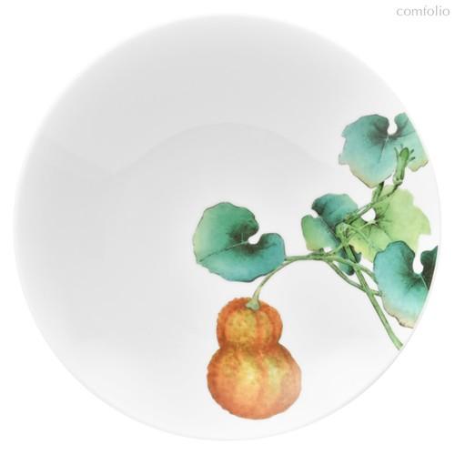 """Тарелка для пасты Noritake """"Овощной букет"""" """"Тыква"""" 23см, 23 см - Noritake"""