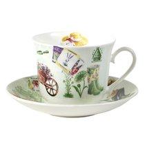 Чайная пара для завтрака В саду 500мл - Roy Kirkham