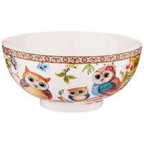 Салатник - Тарелка Суповая Owls Family 15x7 см - Meizhou Yuesenyuan