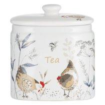Емкость для хранения чая Country Hens - Price & Kensington