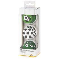 """Набор бумажных форм для кексов Birkmann """"Футбол"""" 5см, 36 шт - Birkmann"""