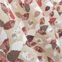Ткань лонета Дар ширина 280 см, 3001, цвет терракотовый - Altali