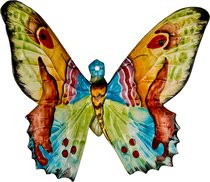 Панно Настенное Бабочка 22*20 см (Кор 1 шт. ) - Annaluma