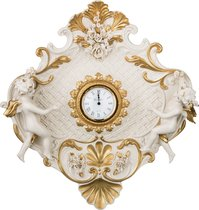 Настенные Часы 50*50 см Циферблат Диаметр 8 см - Sabadin Vittorio