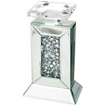 Подсвечник Коллекция Diamond 14x9 см Высота 23 см - Dalian