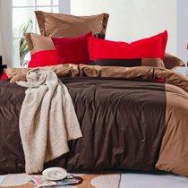 Малина в шоколаде - комплект постельного белья, размер 2-спальный - Valtery