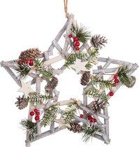 Изделие Декоративное Звезда 34x34 См Без Упаковки - Polite Crafts&Gifts