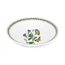 """Тарелка суповая Portmeirion """"Ботанический сад. Вьюнок"""" 20см - Portmeirion"""