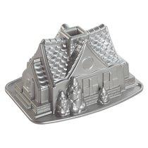 """Форма для выпечки 3D Nordic Ware """"Пряничный домик"""" 2,2л, литой алюминий - Nordic Ware"""
