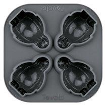 Форма силиконовая для льда Tovolo Пингвин 3,5х15,5х15,5 см, графитовая - Tovolo