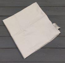 Н-С-50-БЕЛ белая наволочка ткань сатин 2шт.-50х70, цвет белый, 50x70 - АльВиТек