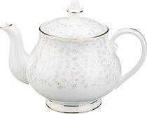 Заварочный чайник ВИВЬЕН 450 мл ВЫСОТА 12 см - Porcelain Manufacturing Factory