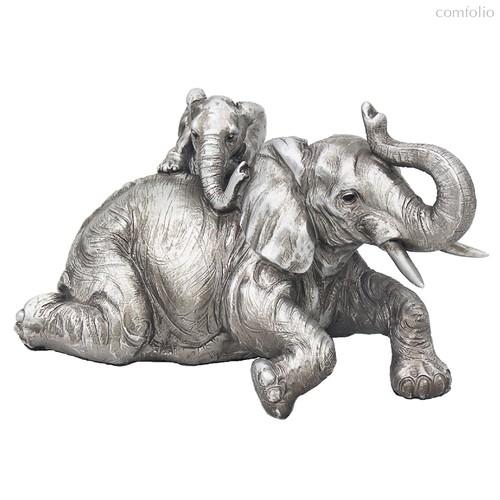 Фигурка Слоны 22х14х13см - Lesser & Pavey