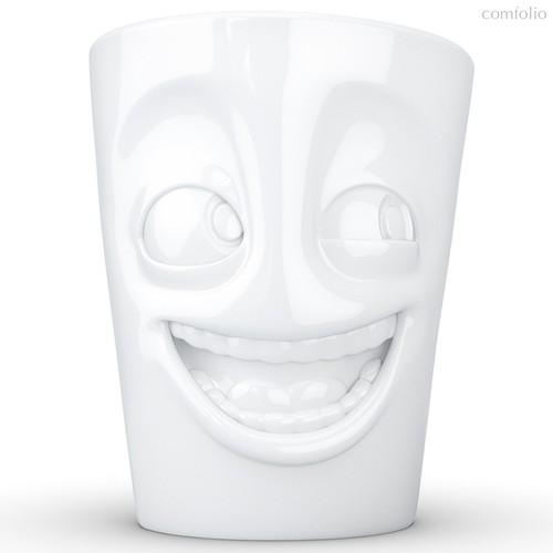 Кружка Tassen Joking 350 мл белая - Fiftyeight Products
